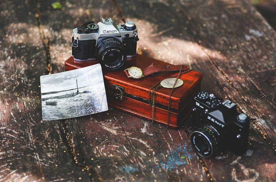 camera photography vintage photo